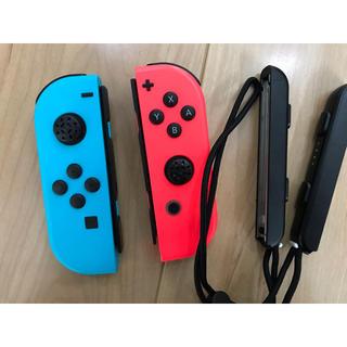 ニンテンドースイッチ(Nintendo Switch)のジョイコン 赤青(その他)