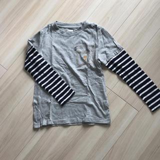 コーエン(coen)のコーエン重ね着風ロンT(Tシャツ/カットソー)