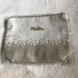 メルヴィータ(Melvita)の【新品】メルヴィータ♡ポーチ(ポーチ)