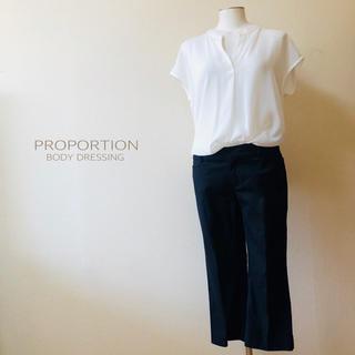 プロポーションボディドレッシング(PROPORTION BODY DRESSING)のPROPORTION BODY DRESSING 7部丈パンツ(カジュアルパンツ)