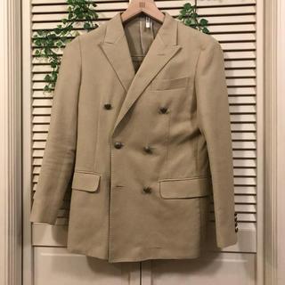 スーツカンパニー(THE SUIT COMPANY)のスーツセレクト  ダブル ジャケット春夏(テーラードジャケット)