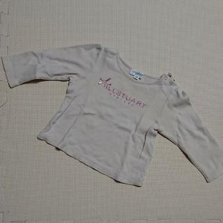ジルスチュアートニューヨーク(JILLSTUART NEWYORK)のジルスチュアート⭐ロンT 80サイズ(Tシャツ)