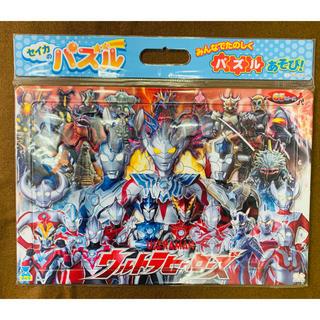ウルトラマンヒーローズ 65ピースパズル(知育玩具)
