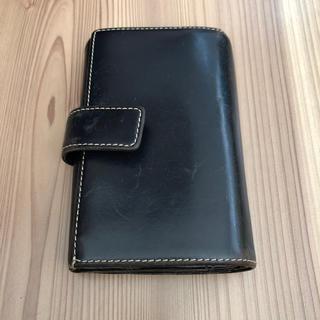 ホワイトハウスコックス(WHITEHOUSE COX)のWhitehouseCox 二つ折財布(財布)