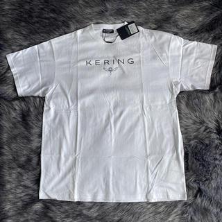 バレンシアガ(Balenciaga)のBALENCIAGA KERING オーバーサイズ Tシャツ(Tシャツ/カットソー(半袖/袖なし))