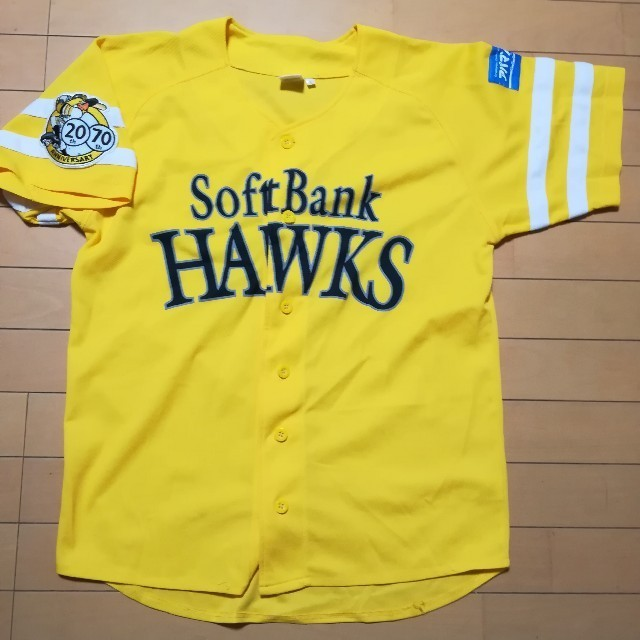 Softbank(ソフトバンク)のソフトバンクホークス  ユニフォーム エンタメ/ホビーのコレクション(その他)の商品写真