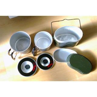 イーピーアイ(EPI)の飯盒 コッヘル EPI その他コッヘル 計5点(食器)