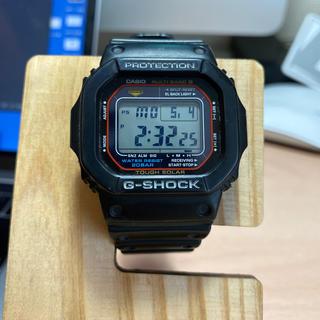 ジーショック(G-SHOCK)のGショック 電波ソーラー GW-M5610-1JF ブラック(腕時計(デジタル))