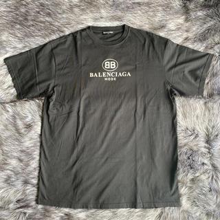 バレンシアガ(Balenciaga)のBALENCIAGA  オーバーサイズTシャツ(Tシャツ/カットソー(半袖/袖なし))