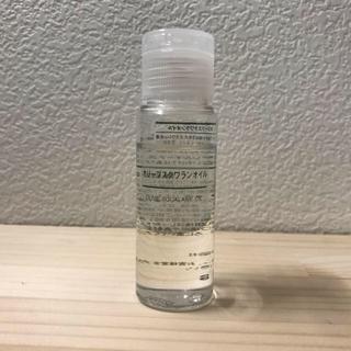 ムジルシリョウヒン(MUJI (無印良品))の無印良品 オリーブスクワランオイル(オイル/美容液)