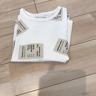 コドモビームス(こどもビームス)のtinycottnons tシャツ 2y(Tシャツ)
