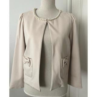 クチュールブローチ(Couture Brooch)のクチュールブローチ (ノーカラージャケット)