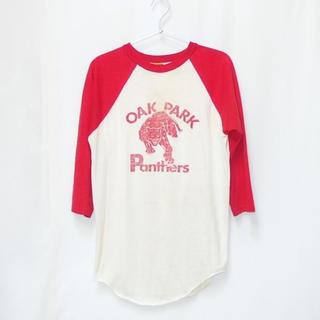 サンタモニカ(Santa Monica)の▪️80's【PANTHER】VINTAGE TEE(Tシャツ/カットソー(七分/長袖))