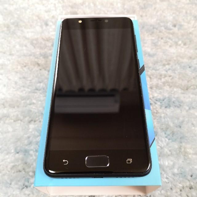 ASUS(エイスース)の【美品】Zenfone 4 Max 32gb SIMフリー 新品未使用付属品 スマホ/家電/カメラのスマートフォン/携帯電話(スマートフォン本体)の商品写真