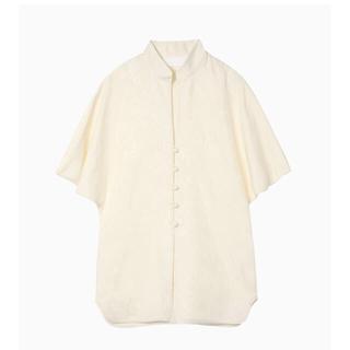 マメ(mame)のmame kurogouchi ブラウス(シャツ/ブラウス(半袖/袖なし))