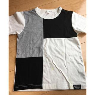 サンカンシオン(3can4on)の3can4onモノトーンTシャツ(Tシャツ/カットソー)