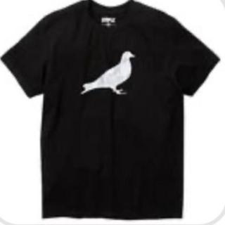ステイプル(staple)のMarble Pigeon Tee - Black (Tシャツ/カットソー(半袖/袖なし))