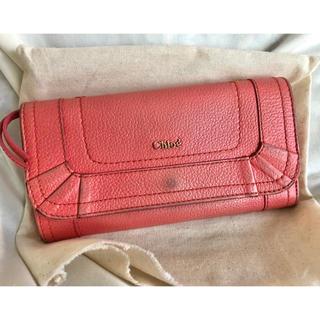 クロエ(Chloe)のクロエの長財布 送料込み!(財布)