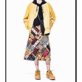 5月17日値下げしました!engineered garments 巻きスカート