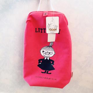 リトルミー(Little Me)の【未使用タグ付き】ムーミン リトルミー ビニール袋 ストッカー(収納/キッチン雑貨)