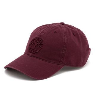 ティンバーランド(Timberland)の新品Timberland ティンバーランド ツリーロゴキャップ帽子 バーガンディ(キャップ)