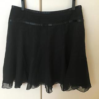 プライベートレーベル(PRIVATE LABEL)のレディーススカート 黒(ミニスカート)