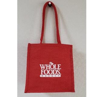 トートバッグ WHOLE FOODS ホールフーズ(トートバッグ)