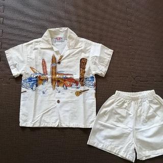 アロハシャツキッズサイズ2(甚平/浴衣)