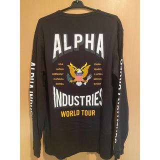 アルファインダストリーズ(ALPHA INDUSTRIES)のアルファインダストリーズ ロンt(Tシャツ/カットソー(七分/長袖))