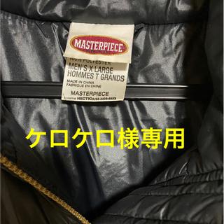 マスターピース(master-piece)の特価!マスターピース ジャケット ブラックXL(ナイロンジャケット)