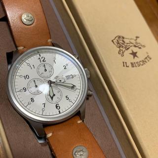 イルビゾンテ(IL BISONTE)のIL BISONTE 腕時計(腕時計(アナログ))
