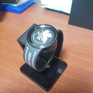 ソニー(SONY)のFES WATCH U フェスウォッチU プレミアムブラック(腕時計(デジタル))