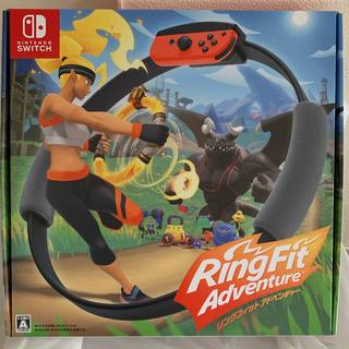リングフィット アドベンチャー Switch(家庭用ゲームソフト)