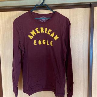 アメリカンイーグル(American Eagle)のアメリカンイーグル 長袖Tシャツ(Tシャツ/カットソー(七分/長袖))