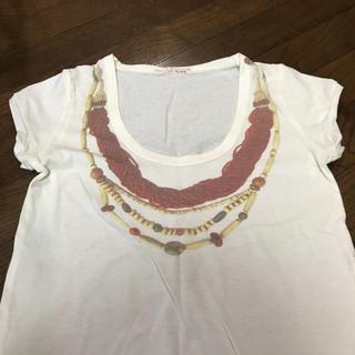 ミューカ(mjuka)のTシャツ(Tシャツ(半袖/袖なし))