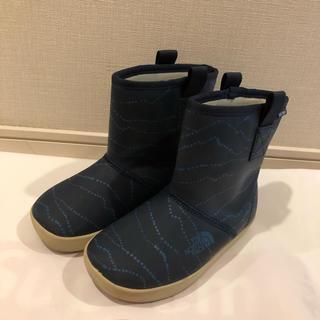 THE NORTH FACE - ノースフェイス キッズ長靴 17cm