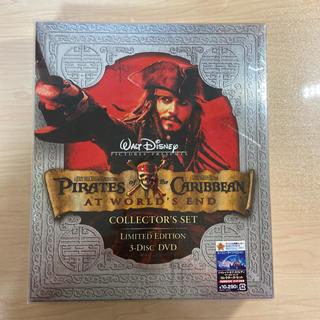 ディズニー(Disney)のパイレーツ・オブ・カリビアン/ワールド・エンド コレクターズ・セット DVD(外国映画)