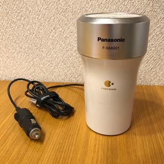 パナソニック(Panasonic)のナノイー発生機  F-GMG01(車内アクセサリ)
