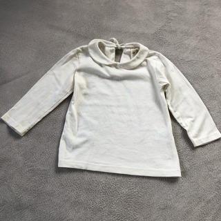 キャラメルベビー&チャイルド(Caramel baby&child )のlittle cotton clothes 長袖カットソー 12-18m(Tシャツ)