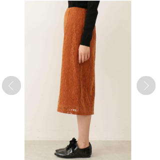 フリーズマート(FREE'S MART)のフリーズマート フロッキーレースタイトスカート(ひざ丈スカート)