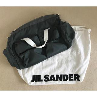 ジルサンダー(Jil Sander)の訳あり ジルサンダー climb duffle bag 新品未使用(ショルダーバッグ)