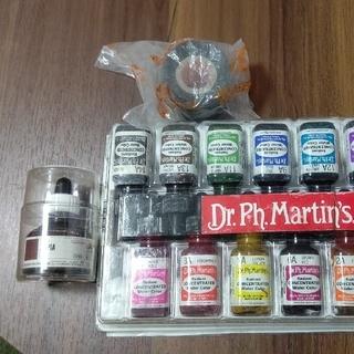 Dr.Martensセット14色+セピア(コミック用品)