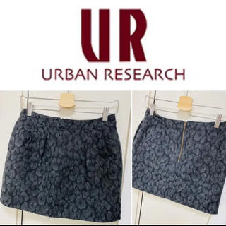 アーバンリサーチ(URBAN RESEARCH)のアーバンリサーチ♡ミニスカート(ミニスカート)