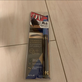 コージーホンポ(コージー本舗)のエスメイクプラス トライアングルアイブロウ 01 ダークブラウン(アイブロウペンシル)