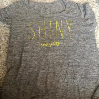 シップスフォーウィメン(SHIPS for women)のships for women ロゴTシャツ(Tシャツ(半袖/袖なし))