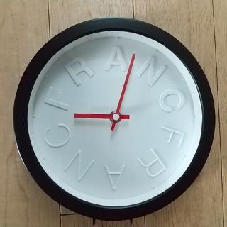 フランフラン(Francfranc)のフランフラン 壁掛け時計(掛時計/柱時計)