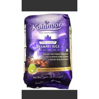 バスマティライス 1kg 海外米 インド産 Kohinoor 送料無料(米/穀物)