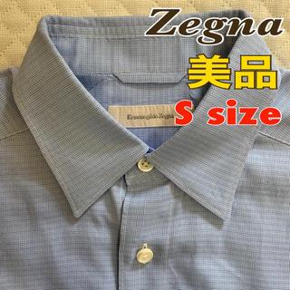 エルメネジルドゼニア(Ermenegildo Zegna)の★値下げしました★ワイシャツ 半袖 メンズ ゼニア(シャツ)