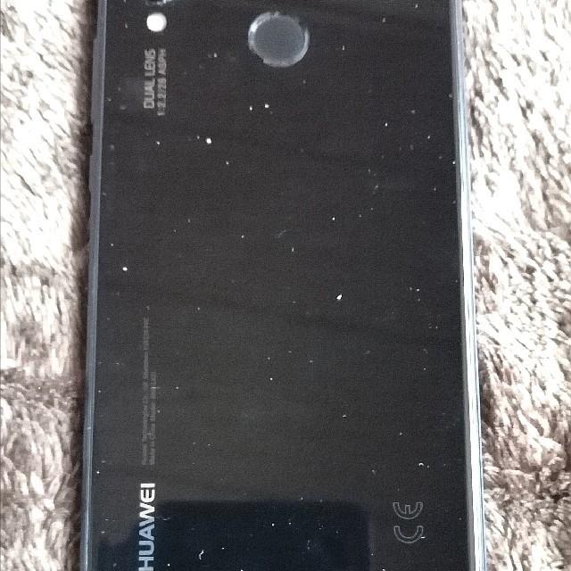 ANDROID(アンドロイド)の再値下げ Huawei p20 lite  フリーSim スマホ/家電/カメラのスマートフォン/携帯電話(スマートフォン本体)の商品写真