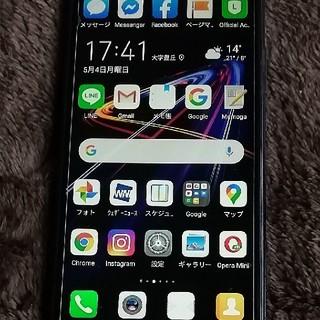 アンドロイド(ANDROID)の再値下げ Huawei p20 lite  フリーSim(スマートフォン本体)